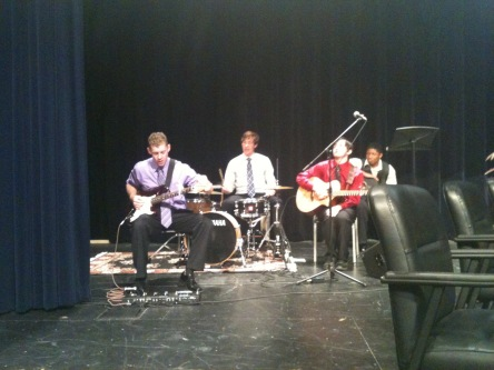 Playing in this band was honestly some of my most memorable times.